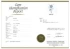 ブラジル産サンタマリアアクアマリン3.6ct ダイヤモンド ホワイトゴールド ネックレス 兼ペンダントブローチ