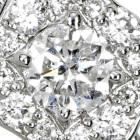 ダイヤモンド 0.3ct ダイヤモンド 0.1ct プラチナ リング