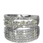 ダイヤモンド 1.0ct プラチナ リング(指輪)