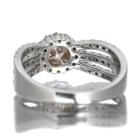 ピンクダイヤモンド 0.3ct/FP ダイヤモンド プラチナ リング(指輪)