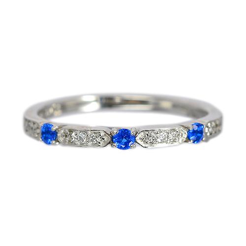 アウイナイト ダイヤモンド プラチナ リング(指輪)